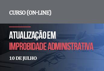 Atualização em Direito Público (Improbidade Administrativa) (on-line)