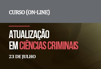 Atualização em Ciências Criminais (on-line)