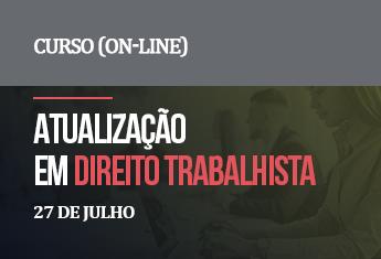 Atualização Trabalhista (on-line)