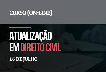 Atualização em Direito Civil (on-line)
