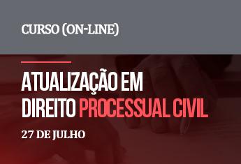 Atualização em Direito Processual Civil (on-line)