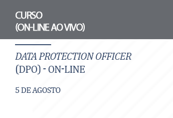 Data Protection Officer (DPO) On-line - Agosto