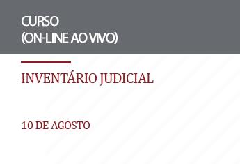 Inventário Judicial (on-line)