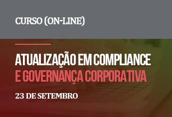 Atualização em Compliance e Governança Corporativa (on-line)