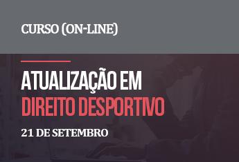 Atualização em Direito Desportivo (on-line)