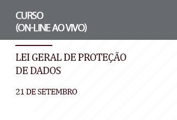 Lei Geral de Proteção de Dados (on-line)_setembro