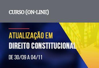 Atualização em Direito Constitucional