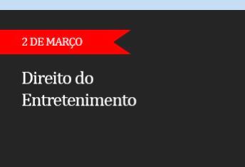 DIREITO DO ENTRETENIMENTO